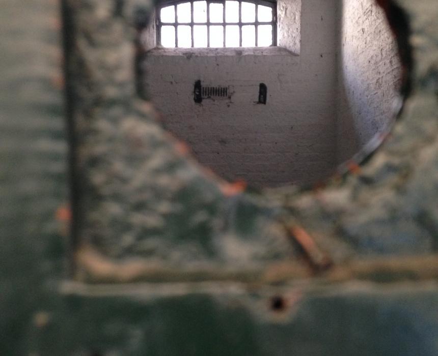 Denuncia las condiciones del Módulo de Máxima Seguridad en la cárcel de Alta Seguridad